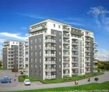 """""""Calamo Park etap II - Budynki mieszkalne wielorodzinne F3 i F4 - Olsztyn, ul. Tuwima"""" - IPB Projekt Sp. z o.o."""